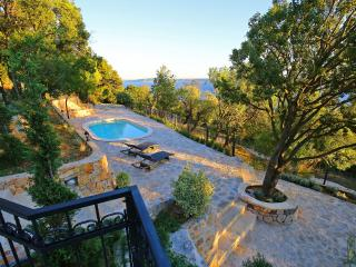 "Villa ""Velebit"",for 10 person, with pool and view - Tribanj vacation rentals"