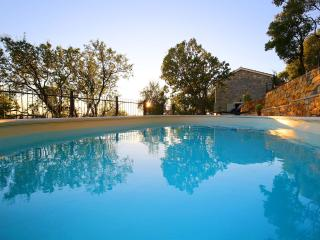 """Villa """"Velebit"""",for 10 person, with pool and view - Tribanj vacation rentals"""