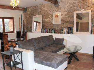 St Victor du Fau - 1 bdr apt with private patio - Pamiers vacation rentals