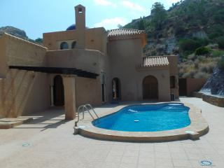 Luxury villa in Sierra Cabrera - Sierra Cabrera vacation rentals