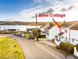 Bass Cottage - a 5 Star creekside cottage - Devoran vacation rentals