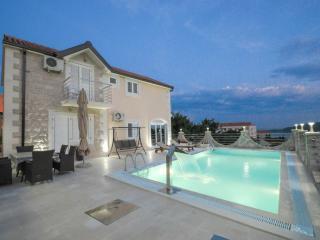 Cosy Villa with pool and stunning sea views - Becici vacation rentals