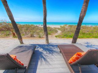 3 Palms Retreat - Beachfront Cottages - Indian Rocks Beach vacation rentals