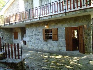 Porzione di villetta bifamiliare tranquilla - San Benedetto Val di Sambro vacation rentals