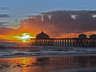Beach Bungalow SUITE: STEPS 2 BEACH! NEW LISTING! - Sunset Beach vacation rentals