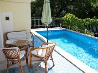 Floor of a house with private pool - Baosici vacation rentals