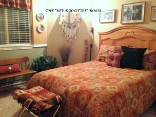Rent The Bev Doolittle Room, in St. George, Utah - Saint George vacation rentals