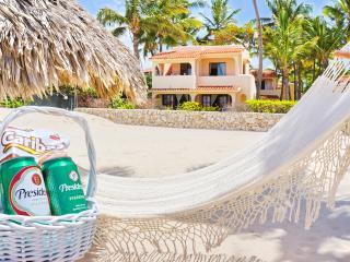 Beach Villa Cayena 2bdr WiFi + Houskeeper - Bavaro vacation rentals