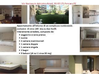 appartamento a 300 metri dal mare - Pescara vacation rentals