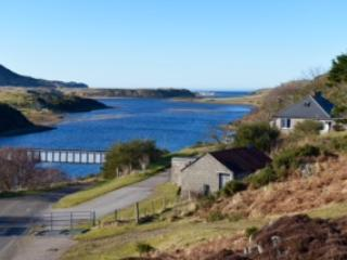 House by the Naver, Bettyhill - on NC500 route - Bettyhill vacation rentals