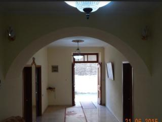 Straight ahead from the Neck of Bazaar the bl - Gjirokaster vacation rentals