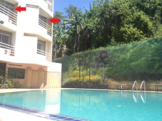 Chiang Rai Central City Condotel 80m2 Pool View - Chiang Rai vacation rentals