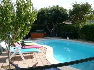 CHALET PISCINE SOLEIL REPOS en PROVENCE CIGALES - Morieres-les-Avignon vacation rentals