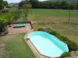 Very comfortable romantic villa with garden & pool - Ville di Corsano vacation rentals