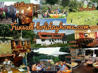 Fun4all-holidayhome: for large families and groups - Medebach vacation rentals