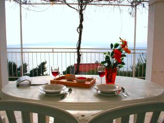 Apt 1 with Seaview 1 bed, 150m to beach - Brela vacation rentals