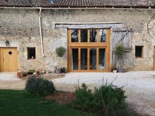 Newly renovated barn in Poitou-Charentes - Limalonges vacation rentals