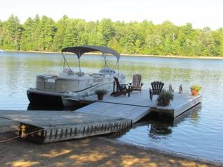Cottage for Rent, on Mississauga Lake - Kawartha Lakes vacation rentals