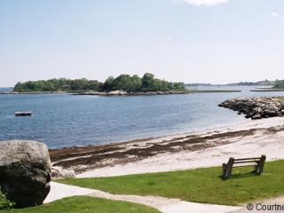 Cottage w/Waterview in Private Beach Community - Mystic vacation rentals