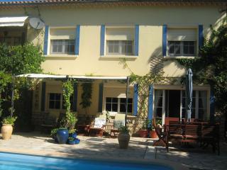 Provencal style apartment with pool near Avignon - Laudun vacation rentals