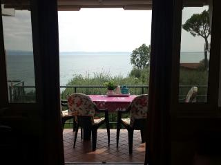 sweet lake view and beach appartament for 4 person - Manerba del Garda vacation rentals