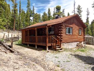 Relax and Discover: Private Cabin on 10 Acres - Fairplay vacation rentals