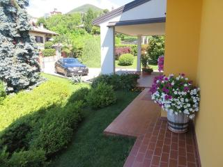 Beautiful 1 bedroom Arizzano Apartment with A/C - Arizzano vacation rentals