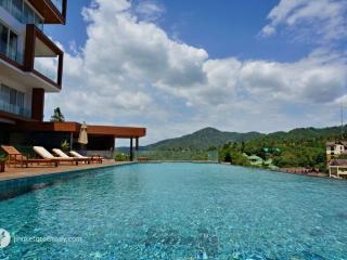 Unique sea view apartment near Kata and Karon - Phuket vacation rentals
