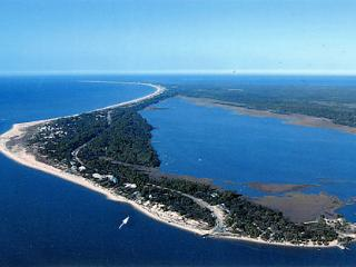Rejuvenation, a private  feeling beachfront home - Cape San Blas vacation rentals