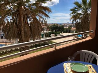 Albufeira Beach apartment sea view - Olhos de Agua vacation rentals