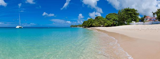 Fosters House, Lower Carlton, St. James, Barbados - Beachfront - Image 1 - Lower Carlton - rentals