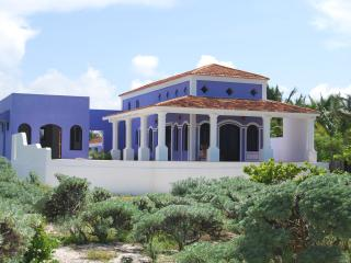 Colonial Beachfront Home with Pool - Telchac Puerto vacation rentals