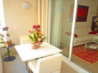 HARMONIE - Terrasse, proche Promenade - Cote d'Azur- French Riviera vacation rentals
