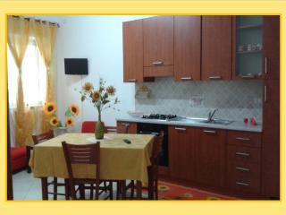 Cozy 2 bedroom Apartment in San Lucido with Television - San Lucido vacation rentals