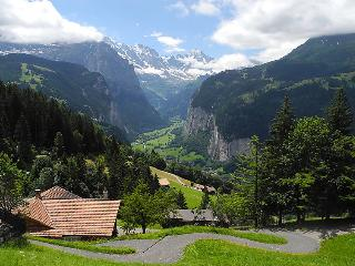 2 bedroom Villa in Wengen, Bernese Oberland, Switzerland : ref 2297330 - Wengen vacation rentals