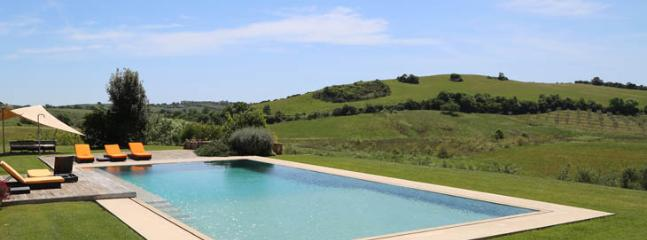 swimming pool - corallo - Capalbio - rentals