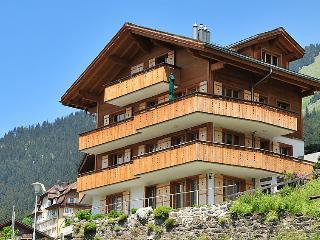 2 bedroom Apartment in Wengen, Bernese Oberland, Switzerland : ref 2300662 - Wengen vacation rentals