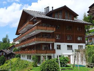 3 bedroom Apartment in Wengen, Bernese Oberland, Switzerland : ref 2300568 - Wengen vacation rentals