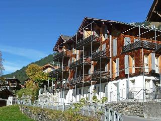 3 bedroom Apartment in Wengen, Bernese Oberland, Switzerland : ref 2300586 - Wengen vacation rentals