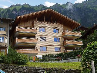 2 bedroom Apartment in Wengen, Bernese Oberland, Switzerland : ref 2300576 - Wengen vacation rentals