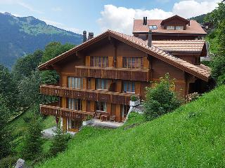 3 bedroom Apartment in Wengen, Bernese Oberland, Switzerland : ref 2300660 - Wengen vacation rentals