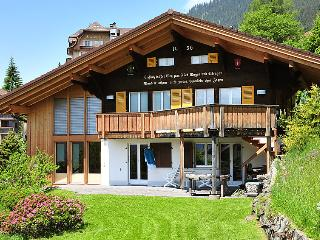 2 bedroom Apartment in Wengen, Bernese Oberland, Switzerland : ref 2300667 - Wengen vacation rentals