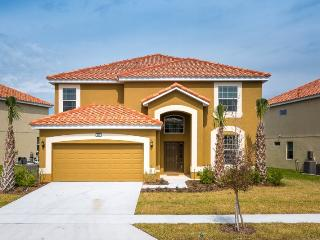 Book your vacation in this perfectly located 6 bedroom brand new pool home in Aviana Resort Orlando, just minutes away from Walt Disney World Resort. - Davenport vacation rentals
