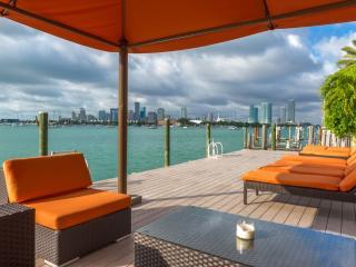 5 Bedroom Waterfront Mansion - Miami Beach vacation rentals