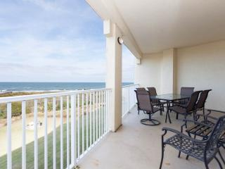 Surf Club I 1403, 2 Bedrooms, Ocean Front, 4th Floor, Pool, WiFi, Sleeps 6 - Palm Coast vacation rentals
