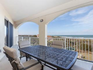 Surf Club I 1405, 2 Bedrooms, Ocean Front, 4th Floor, Pool, WiFi, Sleeps 6 - Palm Coast vacation rentals