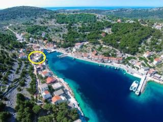 Zdenko A1(5) - Cove Muna (Island Zirje) - Zirje vacation rentals