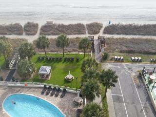 Breath taking views from this Gorgeous Oceanfront - Myrtle Beach vacation rentals
