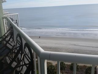 Beautiful 3 bedroom oceanfront condo, 3 balconies - Myrtle Beach vacation rentals