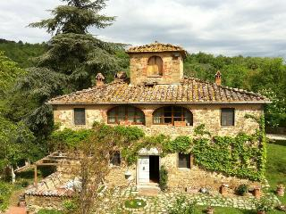 Villa in Sinalunga, Siena And Surroundings, Italy - Rigomagno vacation rentals
